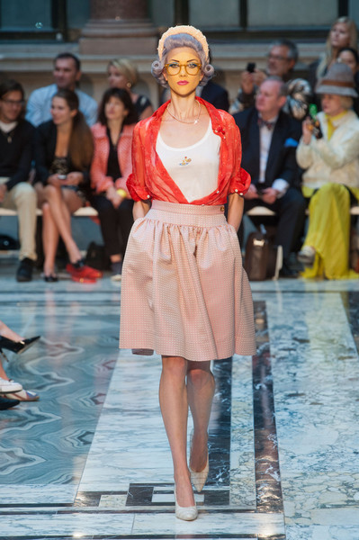 Vivienne Westwood at London Spring 2013