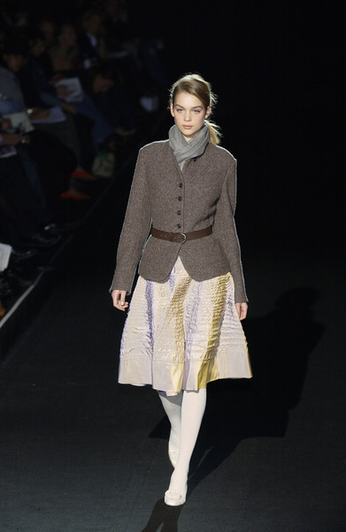 Wunderkind at New York Fall 2005
