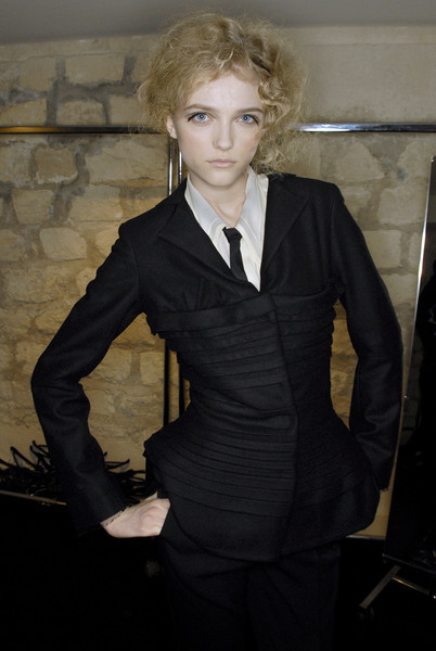 Wunderkind at Paris Fall 2007 (Backstage)