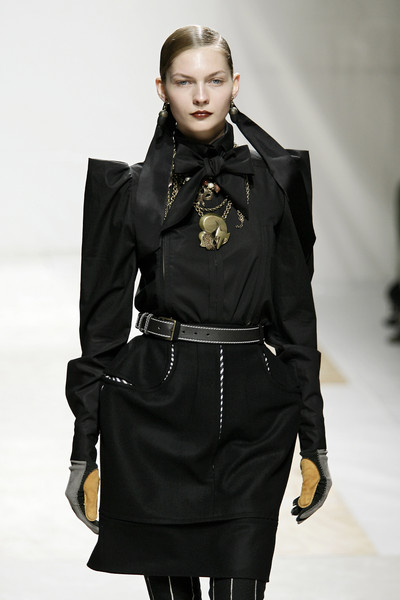 Wunderkind at Paris Fall 2009