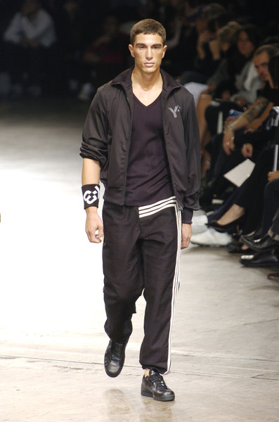 Y-3 at Paris Spring 2005