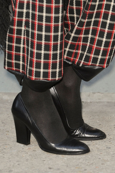 Yeohlee at New York Fall 2011 (Details)