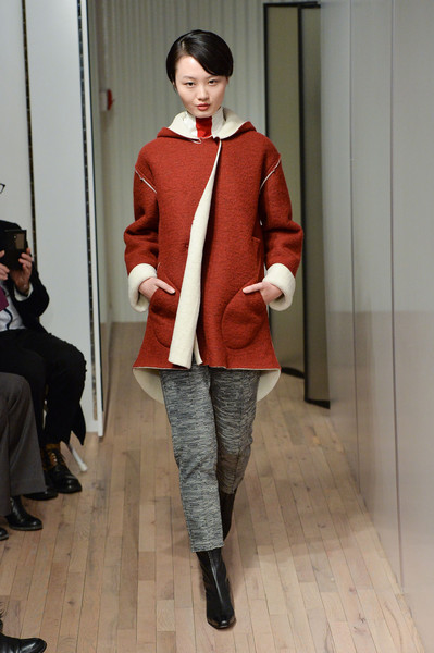 Yeohlee at New York Fall 2014