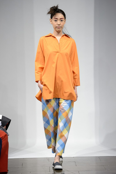 Yeohlee at New York Spring 2019