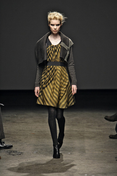 Yigal Azrouël at New York Fall 2008