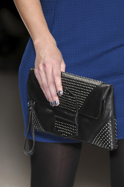 Yigal Azrouël at New York Fall 2009 (Details)