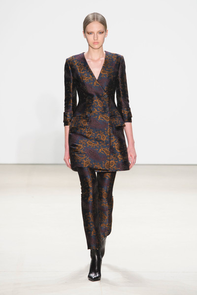 Yigal Azrouël at New York Fall 2016
