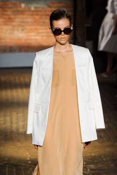 Yigal Azrouël at New York Spring 2012