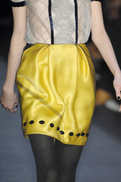 Zac Posen at New York Fall 2008 (Details)