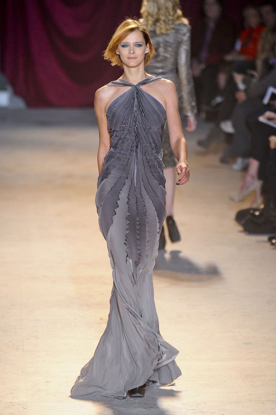 Zac Posen at Paris Fashion Week Fall 2011