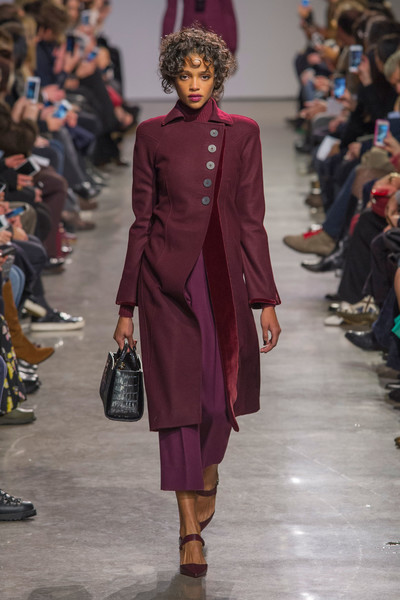 Zac Posen at New York Fall 2016