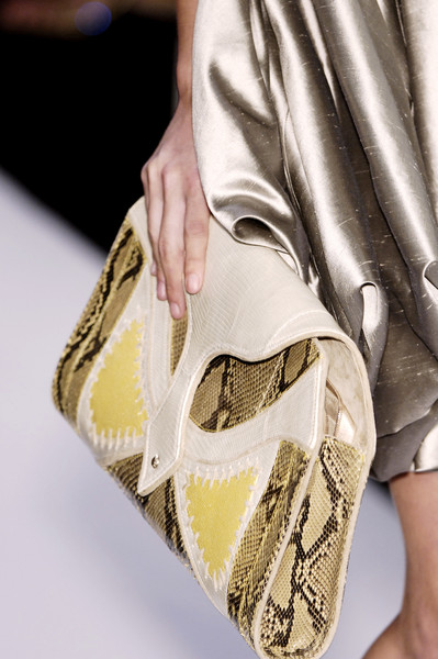 Zac Posen at New York Spring 2006 (Details)