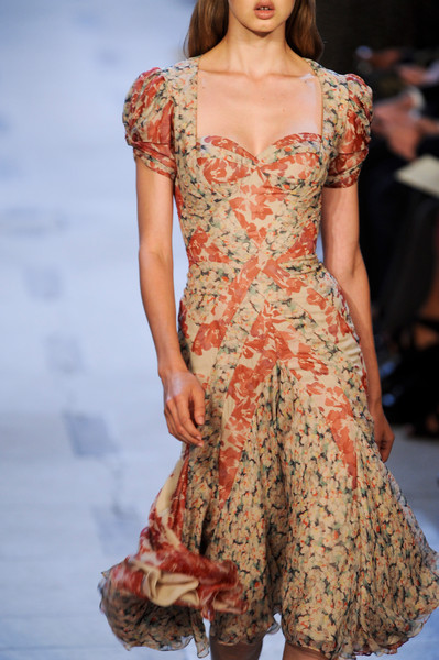 Zac Posen at New York Spring 2013 (Details)
