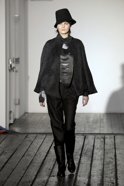 Zero + Maria Cornejo at New York Fall 2010