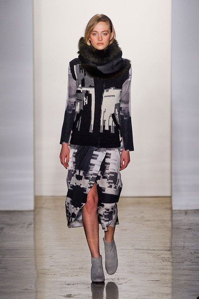 Zero + Maria Cornejo at New York Fall 2012
