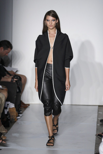 Zero + Maria Cornejo at New York Spring 2009