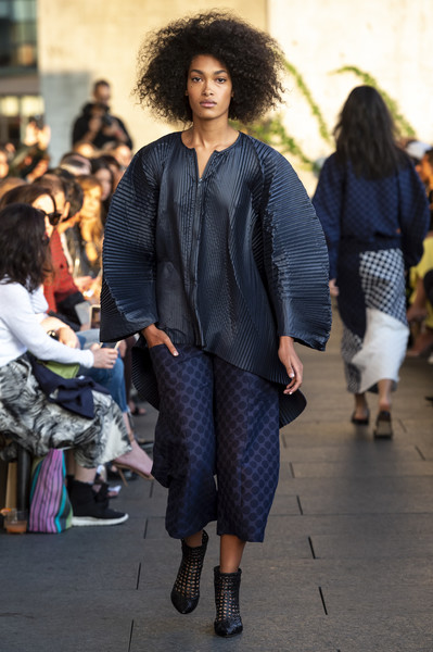 Zero + Maria Cornejo at New York Spring 2020 [fashion,fashion model,clothing,street fashion,fashion show,runway,outerwear,long hair,event,jacket,outerwear,maria cornejo,runway,fashion,clothing,fashion week,street fashion,design,new york fashion week,fashion show,runway,fashion show,new york fashion week,clothing,fashion week,fashion,ready-to-wear,design,haute couture,model]