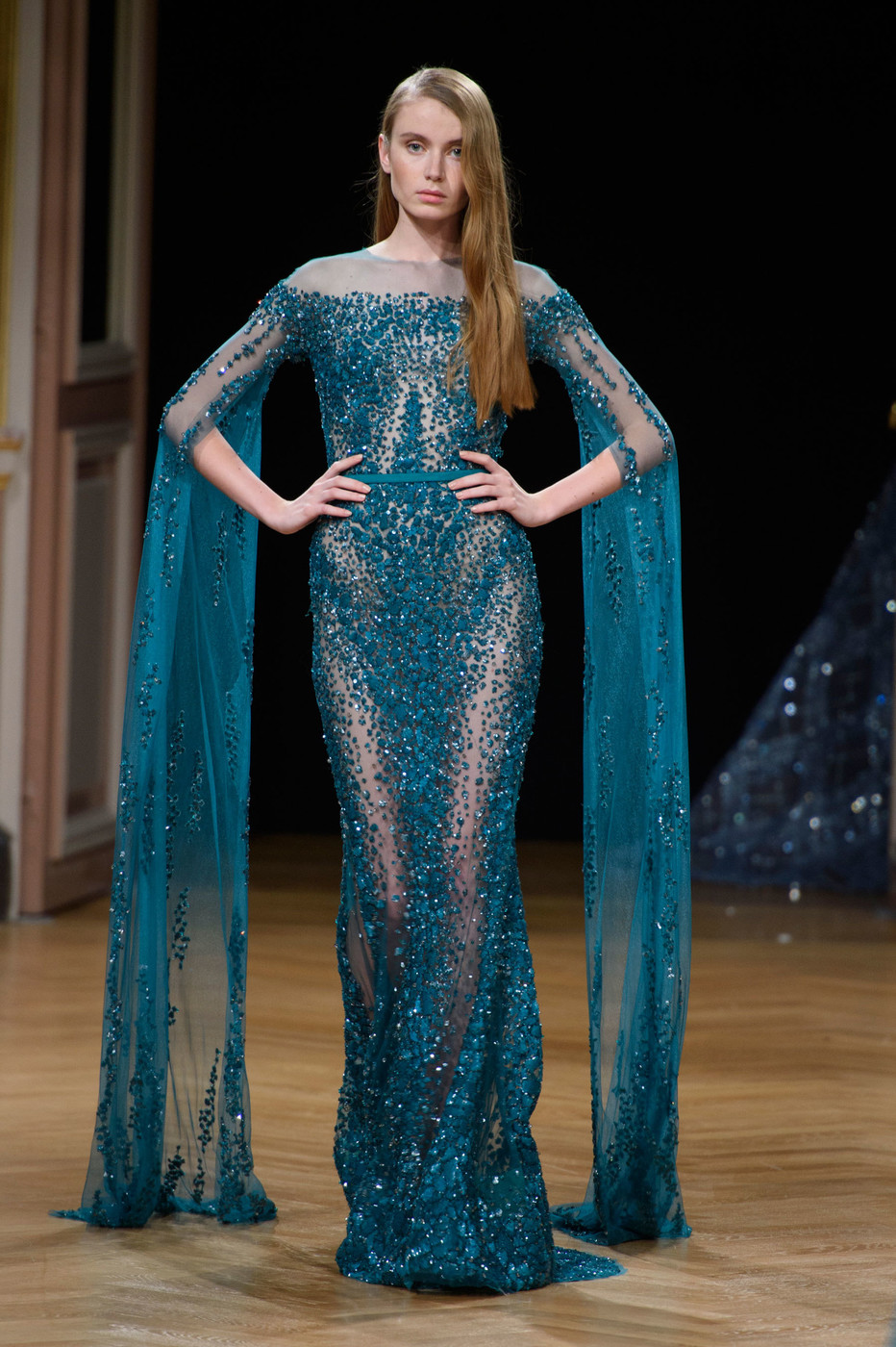 Ziad nakad at couture fall 2016 livingly for Haute couture houses 2016