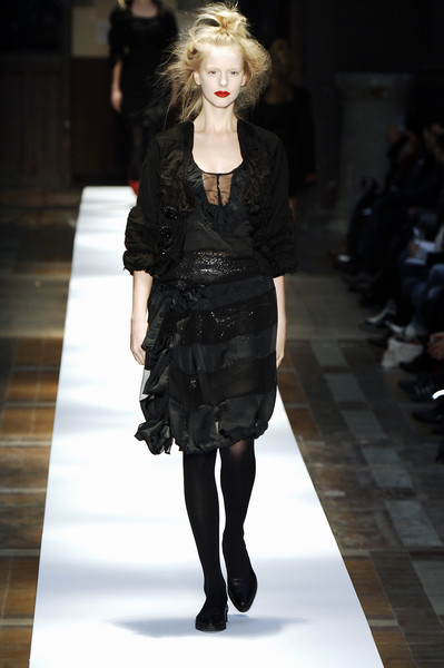 Zucca at Paris Fall 2005