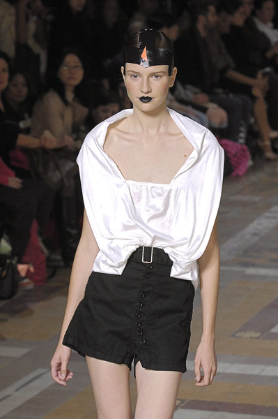 Zucca at Paris Spring 2007