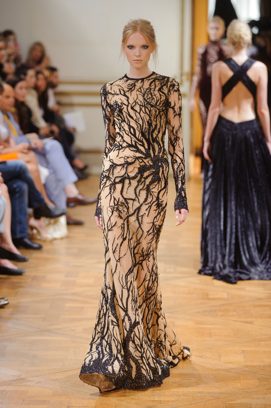 Zuhair Murad At Couture Fall 2013 Livingly