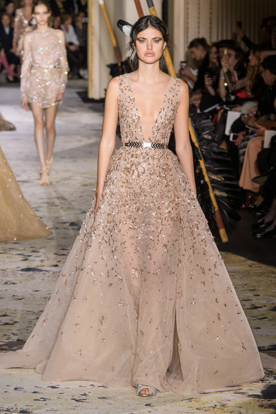 b531f0db0a Zuhair Murad Couture Spring 2018 - Wedding-Worthy Dresses From Paris ...