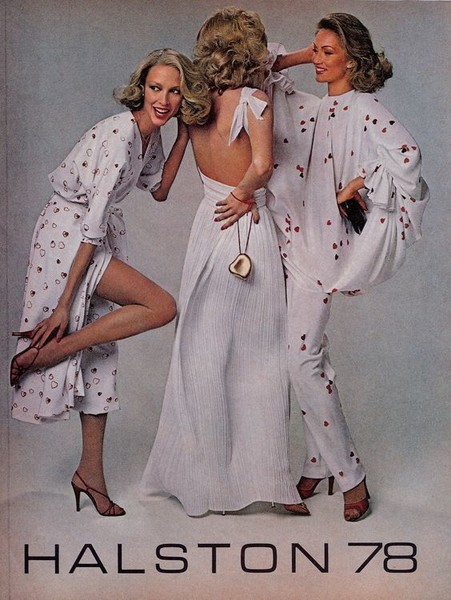 Lilac Halston Ladies