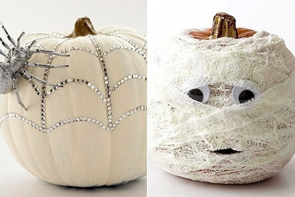 No-Carve Pumpkin Inspo