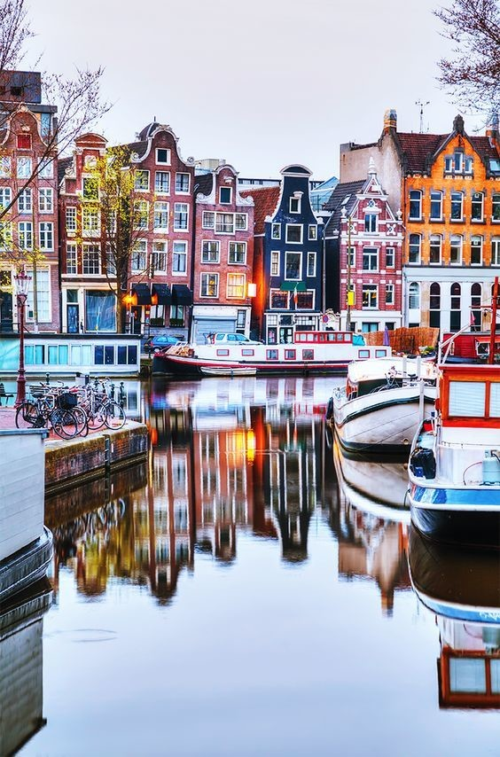 Amsterdam Netherlands Incredible Honeymoon Destinations You Haven T Thought Of Livingly