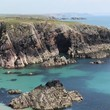 Pembrokeshire Coast Path National Trail, Wales