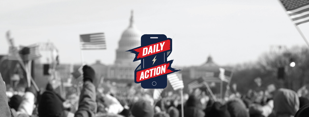 Daily Action is the New App You Can Use to Fight the Patriarchy
