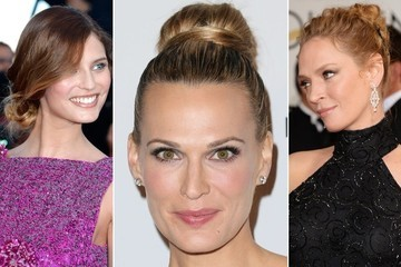 Hot Hair of the Moment: The Simple and Chic Bun