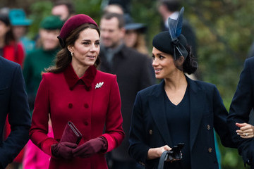 The Royal Family's Social Media Guidelines Prove The Severity Of Cyber Bullying Against Meghan And Kate