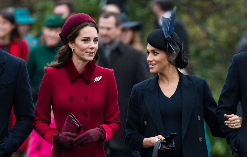 The Royal Family's Social Media Guidelines Show The Severity Of The Cyber Bullying Against Meghan And Kate