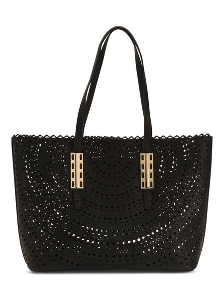 Madison West Laser Cut Tote