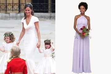 "File it Under ""Genius"": Bridesmaid Dresses for Rent"