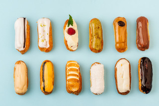 See If You Can Name All These French Pastries