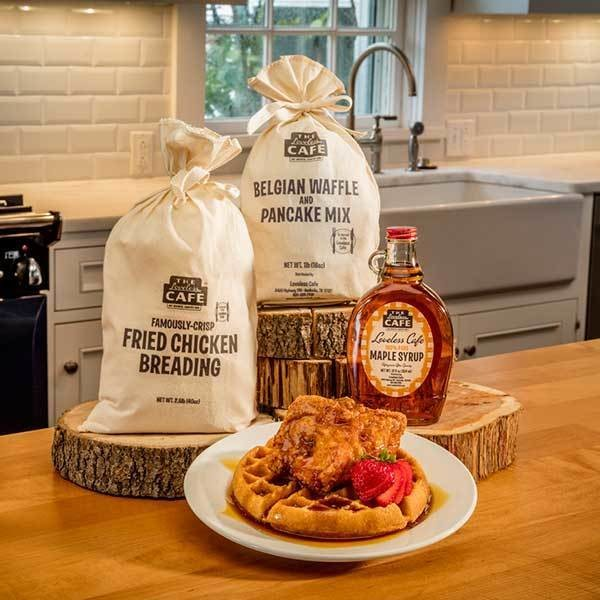 Deena's Pick: Loveless Cafe Chicken And Waffles Gift Set