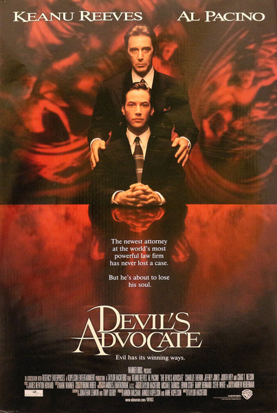 'The Devil's Advocate' (1997)