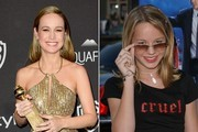 Brie Larson Over the Years