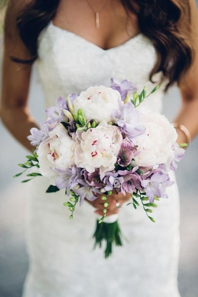 Fresh Lilac Bouquet