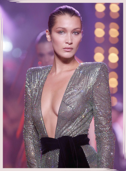 Bella Hadid's Knockout Runway Looks