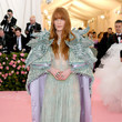 Florence Welch in Gucci, 2019