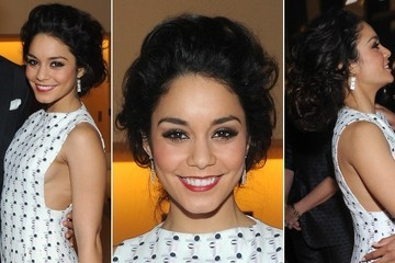 Here's a Glamorous Way to Bypass a Bad Hair Day, Courtesy of Vanessa Hudgens