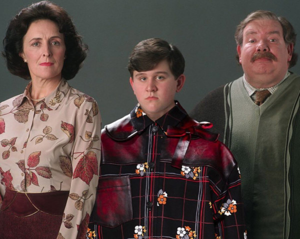 "Dudley And The Dursleys In ""Miumuggles"" Spring/Summer 2018"