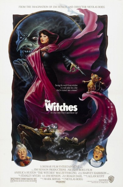 The Witches (1990, PG)