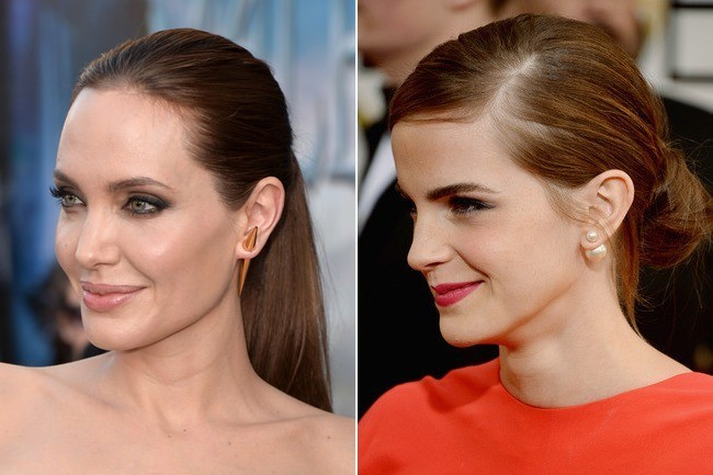 Trend To Try Double Sided Earrings Trends To Try Livingly