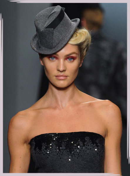 Candice Swanepoel's Most Stunning Runway Moments