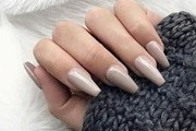 These Neutral Nails Are The Epitome Of Chic And Stylish