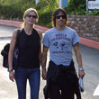 Heidi Klum And Anthony Kiedis